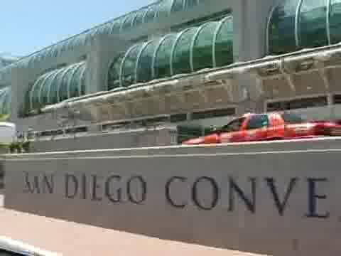 Link ASTD-Bericht 1: Erstes Hallo aus San Diego