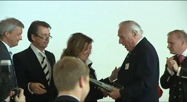 Link LAA 2010: Mewes für Lebenswerk geehrt