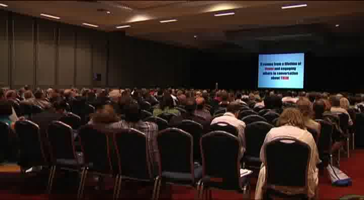 Link NSA-Convention 2011: Endlich Content