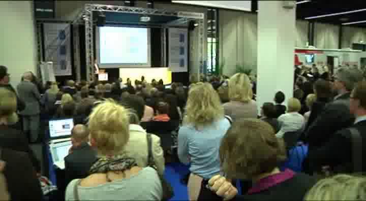 Link TV-Bericht: Zukunft Personal 2011 im Rückblick