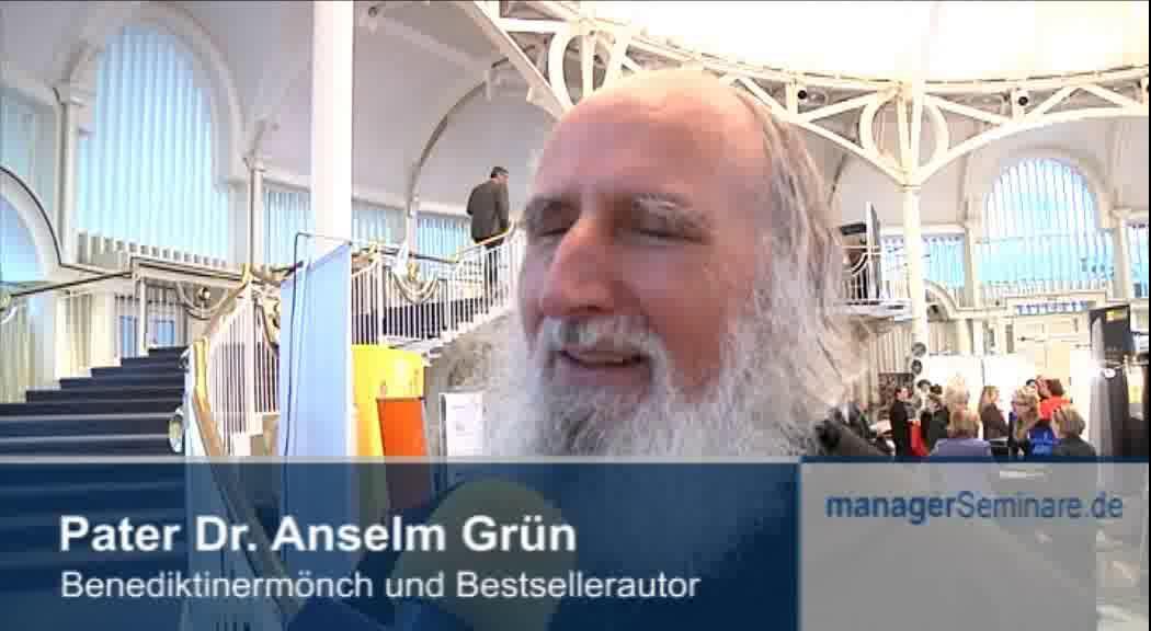 Link Wertschöpfung durch Wertschätzung: Pater Anselm Grün im Interview