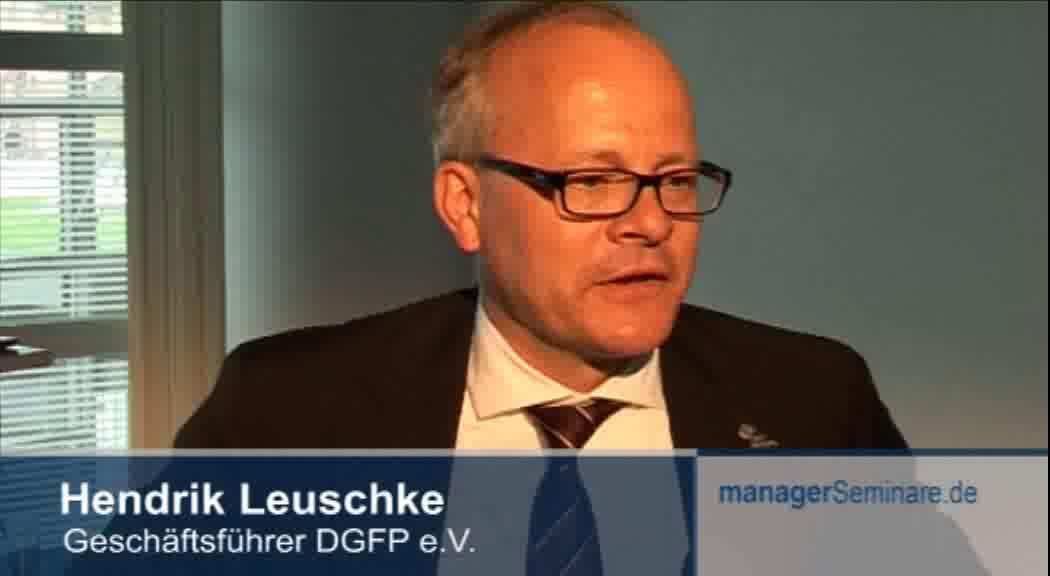 Link DGFP 2012: Rendezvous mit dem Kunden