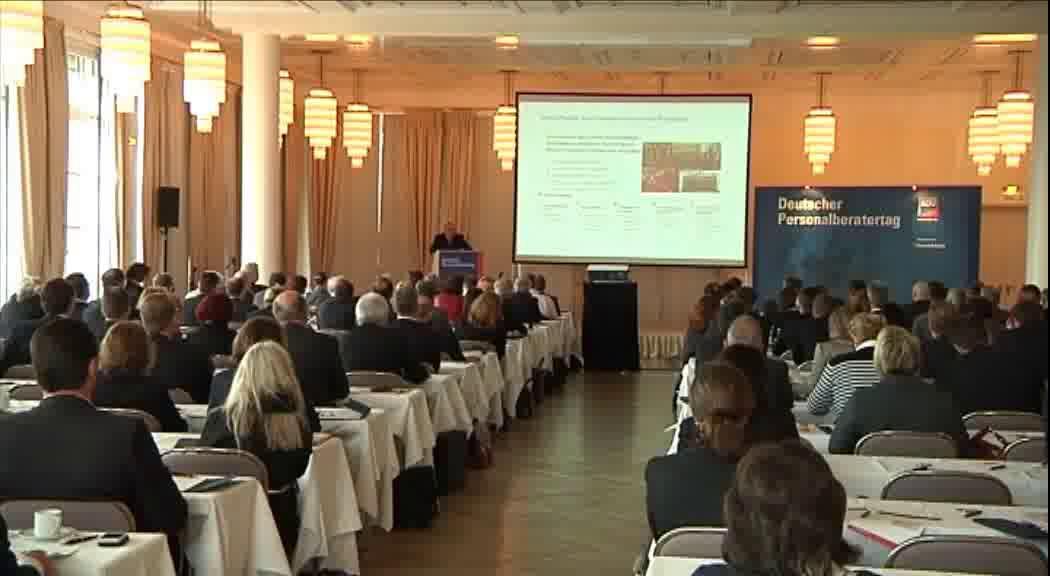 Link Personalberatertag 2012: Erfolge, Versäumnisse und der Tellerrand