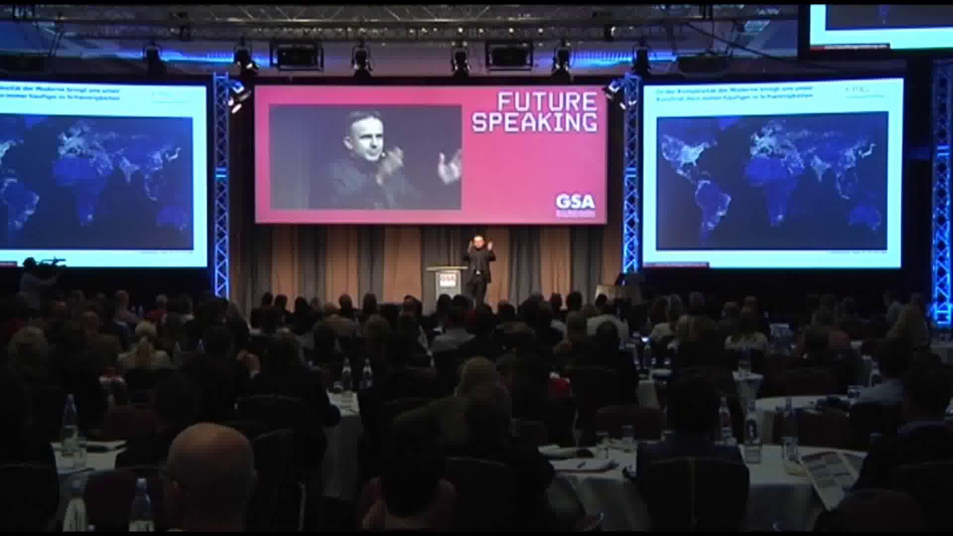 Link Reden im Minutentakt: Vortragsformat Pecha Kucha auf der GSA Convention 2012