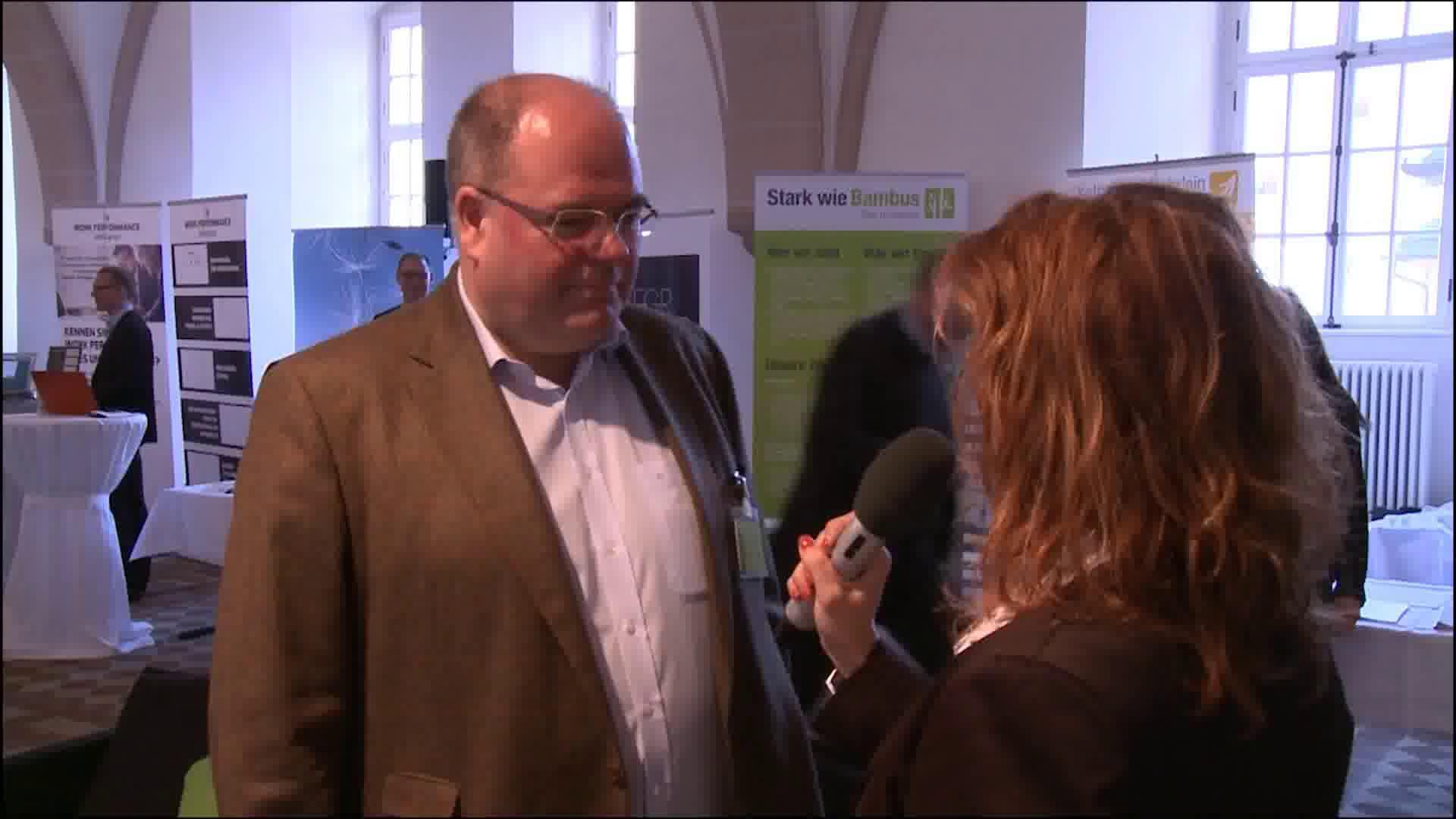 """Link Walter Kohl: """"Sinn ist die Medizin Nr.1 gegen Burnout"""""""