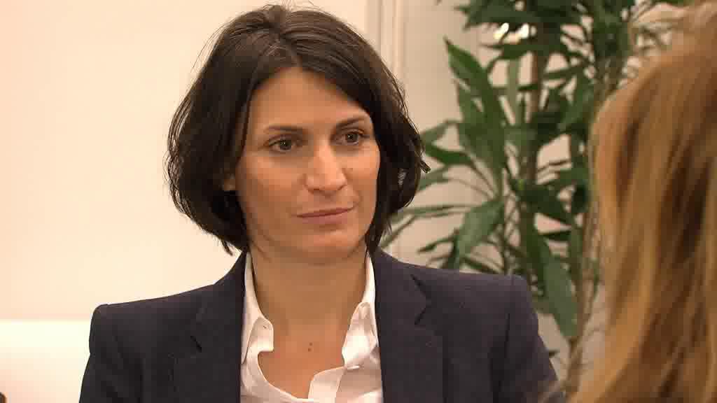 """Link Elke Frank von Microsoft: """"Alles dreht sich um Vertrauen'"""