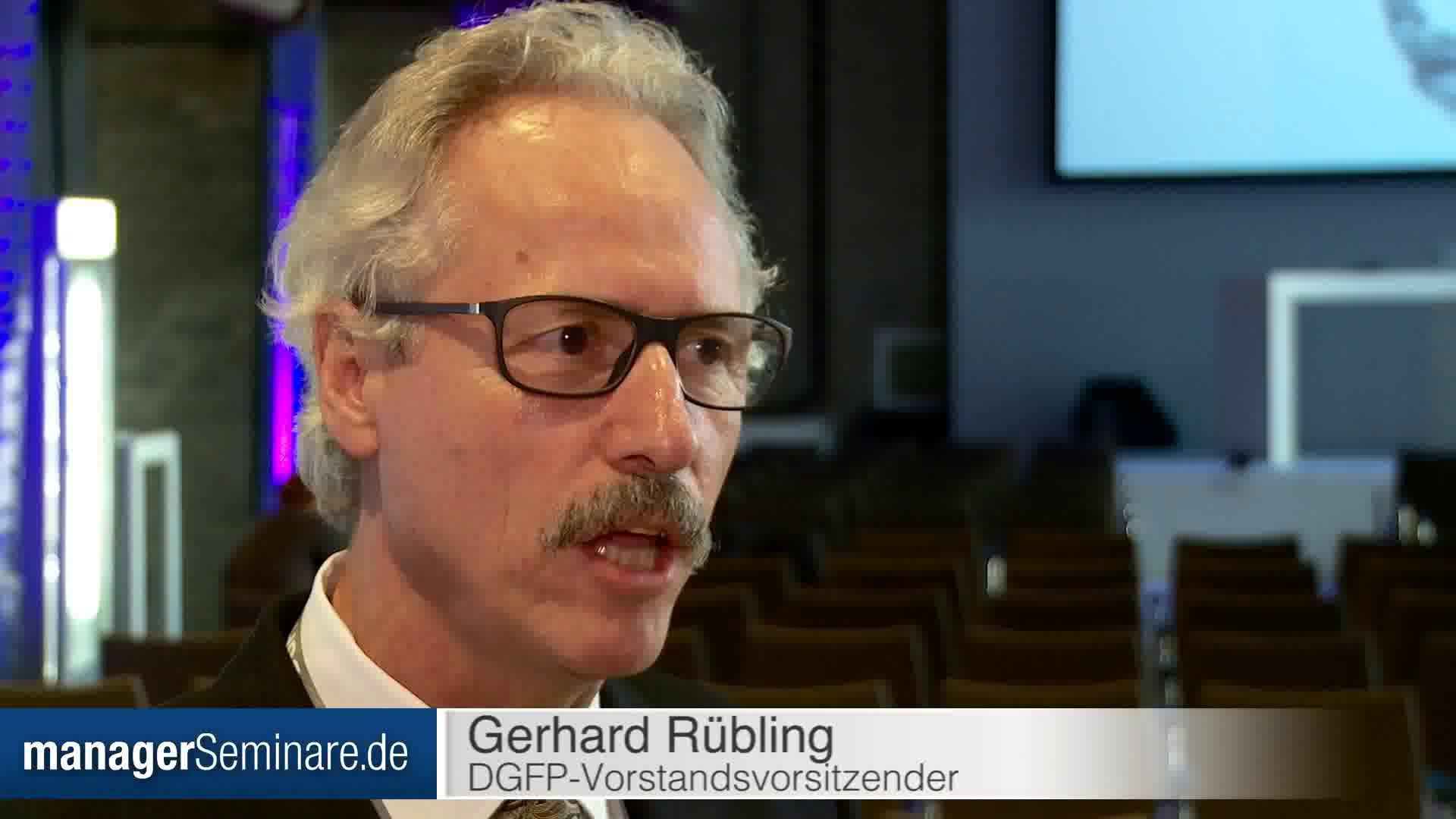 """Link Gerhard Rübling: """"Die Digitalisierung ist auch eine soziale Revolution"""""""