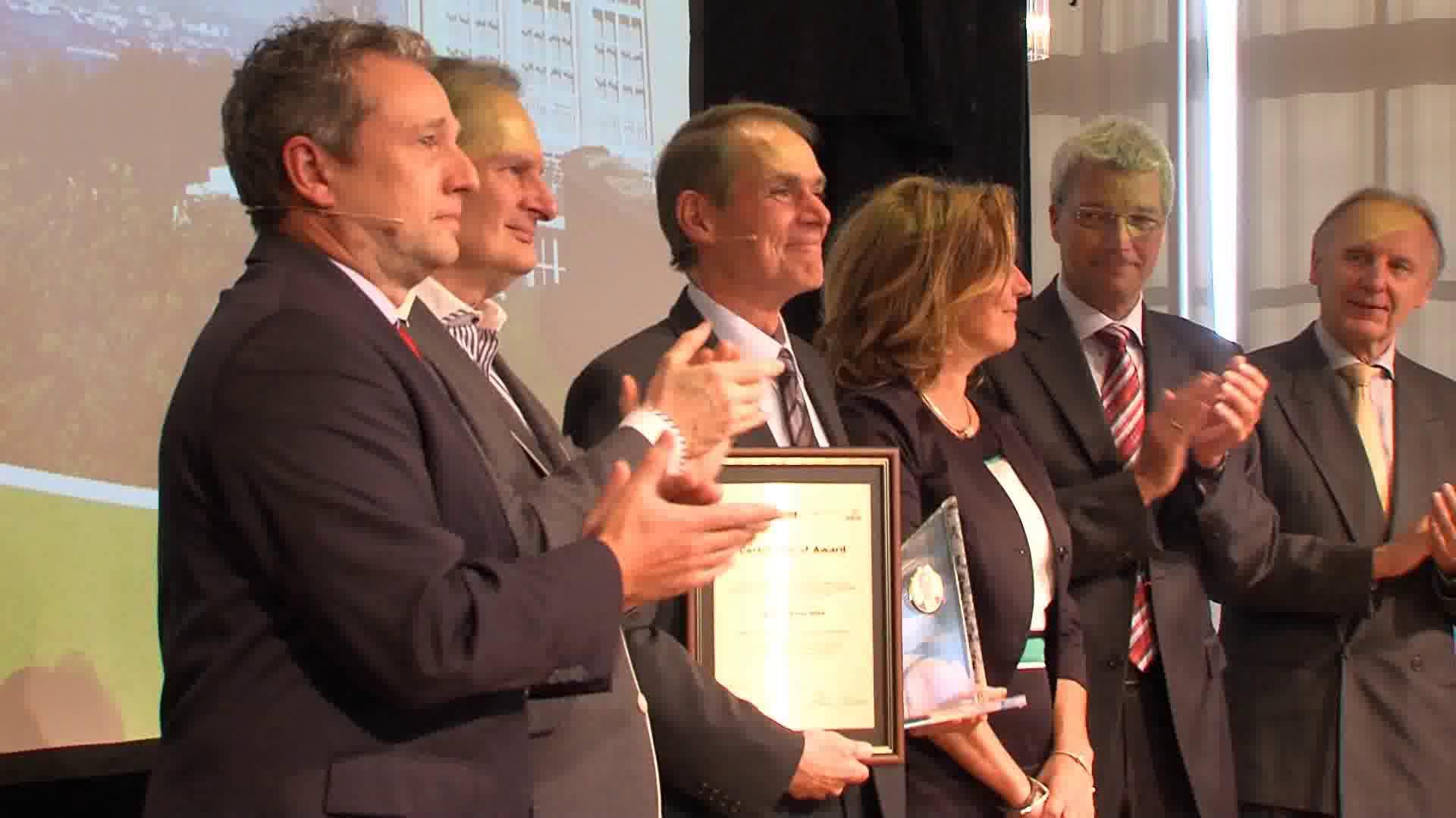 Link Life Achievement Award 2015 an Robert Dilts vergeben