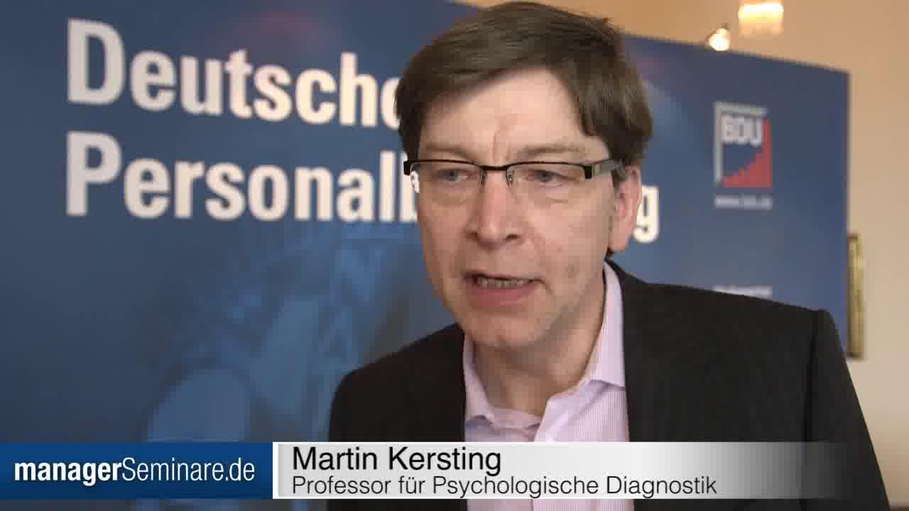 """Link Martin Kersting über die Managerauswahl: """"Wir vernachlässigen das intellektuelle Potenzial"""""""