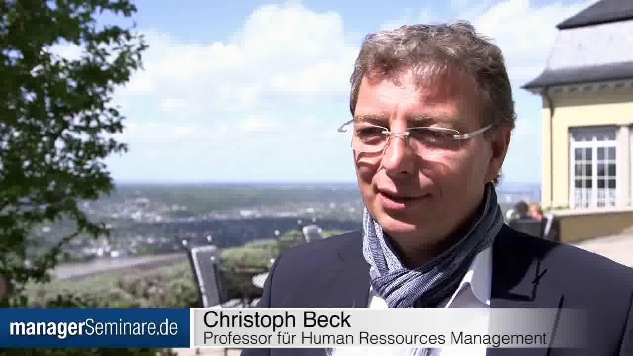 """Link Christoph Beck: """"Der klassische Lebenslauf hat ausgedient"""""""