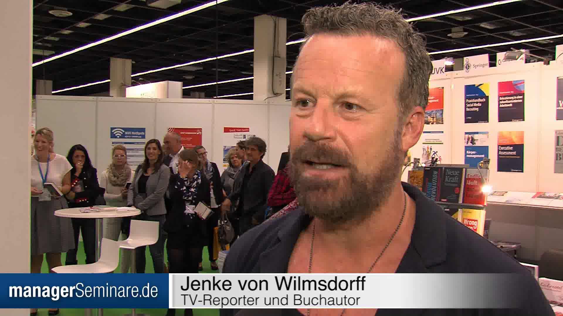 """Link Extremreporter Jenke von Wilmsdorff: """"Einfach mehr wagen"""""""