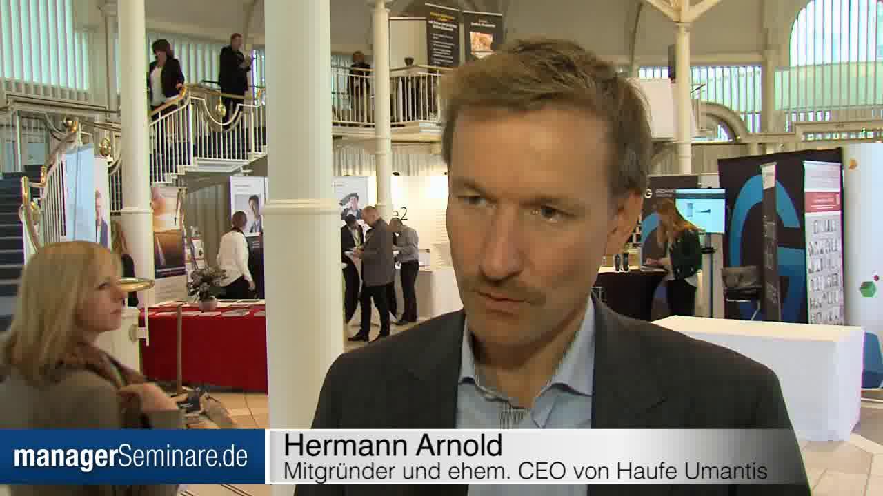 Link Hermann Arnold: 'Wir sind erfolgreich, weil wir alle Mitarbeiter mit einbeziehen'