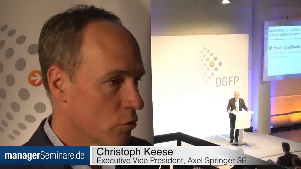 Link Christoph Keese: Was wir vom Silicon Valley lernen können