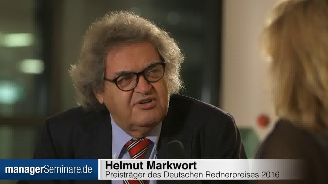 Link Helmut Markwort: 'Ich bin entsetzt über die Phrasierung der deutschen Sprache'