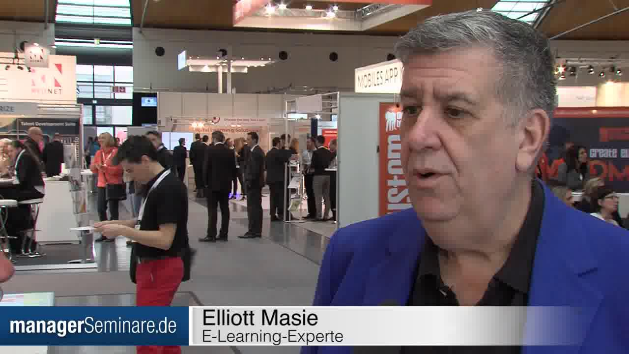 Link Elliott Masie: The job of learning professionals is changing