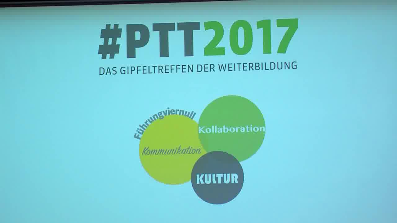 Link #PTT2017 in der Rückschau: Kommunikation, Kollaboration, Kultur