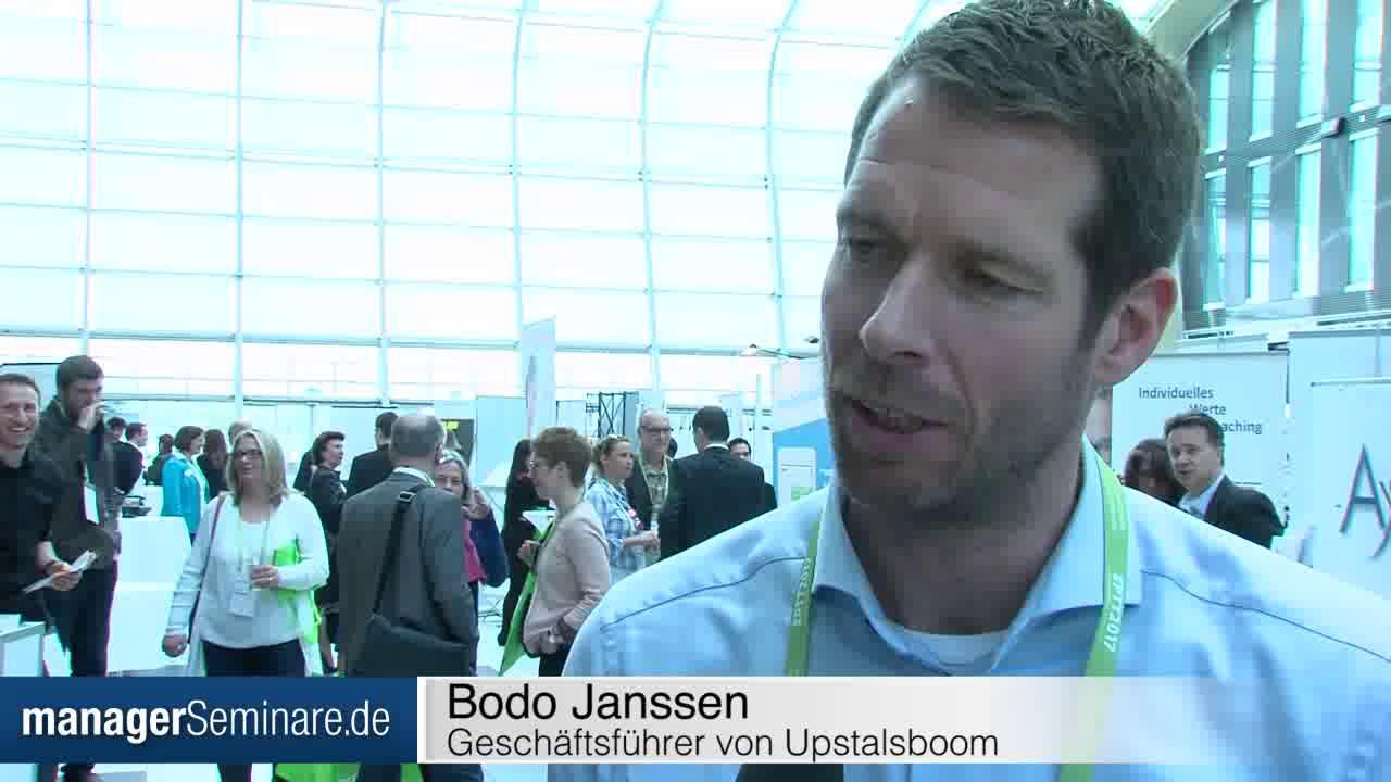 """Link Bodo Janssen im Interview: """"Bei uns sind Führungskräfte Wegbereiter und Wegbegleiter'"""