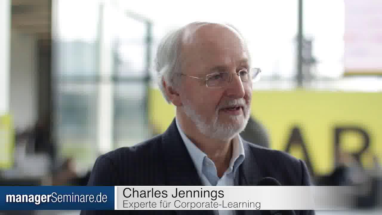 Link Learntec 2018: Charles Jennings über 70:20:10