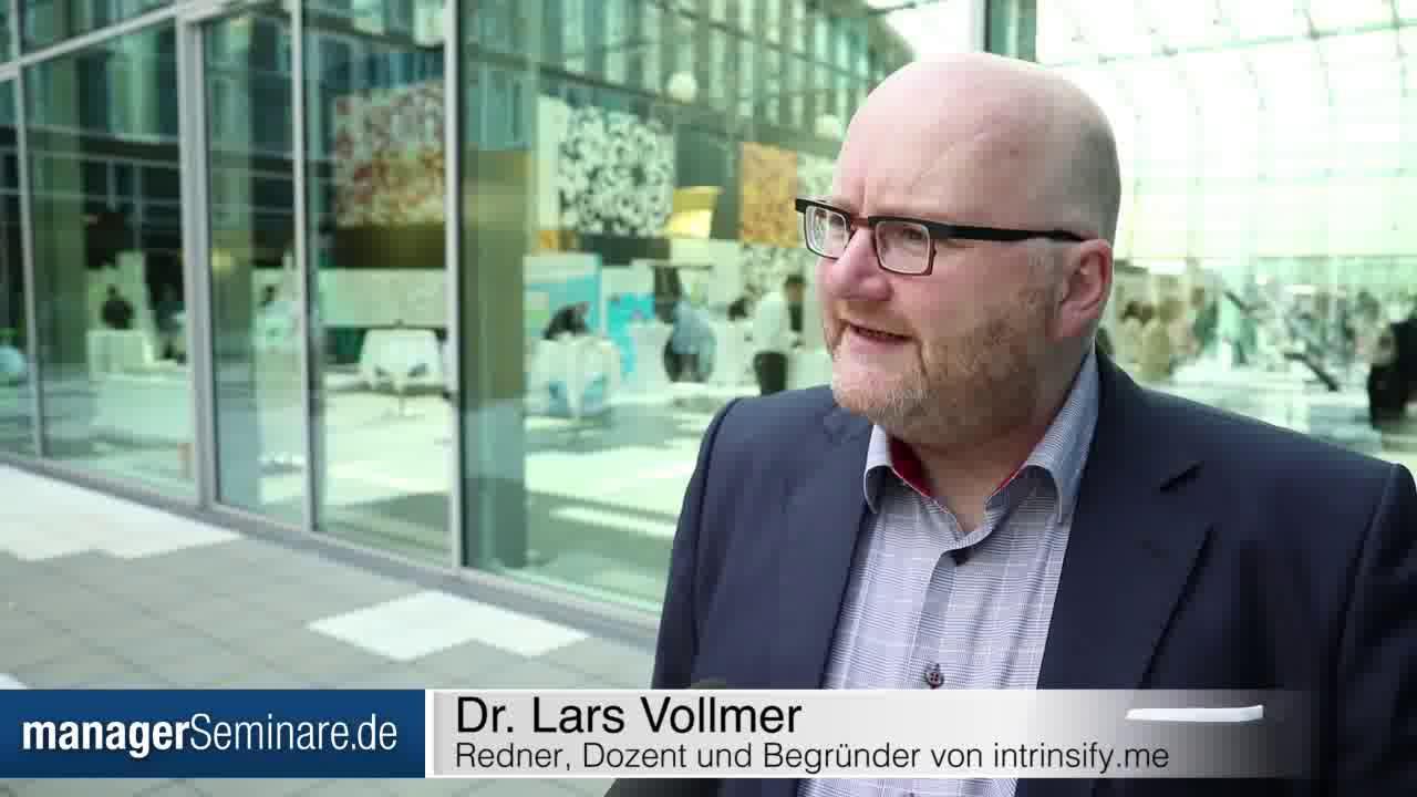 Link Lars Vollmer über die Mythen der neuen Arbeitswelt