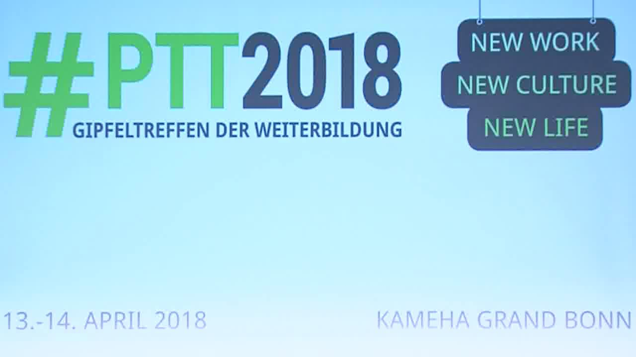 Link #PTT2018 in der Rückschau: Move it!