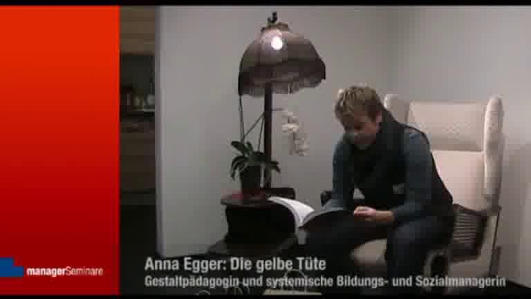 Link Erzählbar: Mitautorin Anna Egger liest 'Die gelbe Tüte' vor.